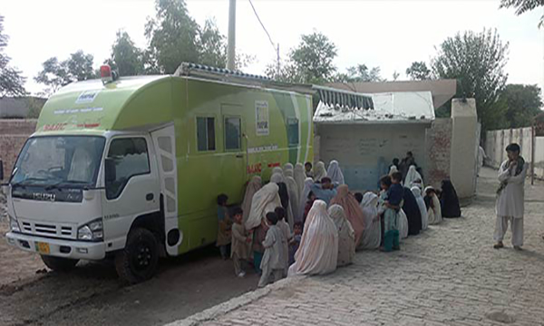 Mobile Health units