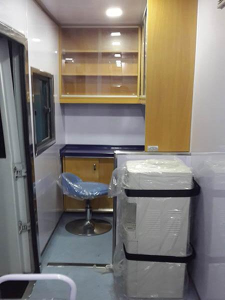 Mobile Health units